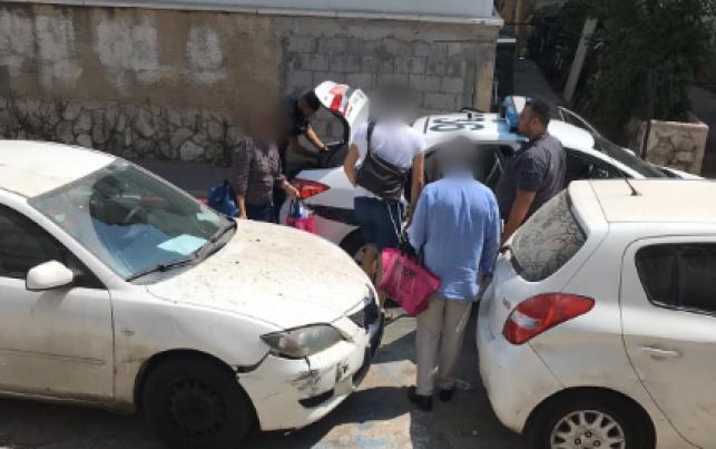 המשטרה מעבירה את האברך לדירת מסתור