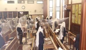 במודיעין עילית אימצו את מתווה בתי הכנסת