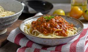 ספגטי בולונז עשיר