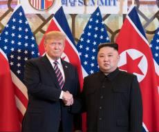 טראמפ וקים נועדו, הפגישה נכשלה • צפו