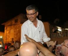 ראש העיר הנבחר מיכאל וידל, הלילה - ראש עיריית רמלה הנבחר - מיכאל וידל