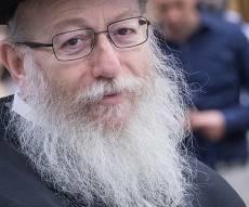 יעקב ליצמן - הצעת החוק של ליצמן שתמנע מלפיד לכהן כראש ממשלה