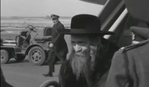 נחשף תיעוד: ה'שפע חיים' בהגיעו לישראל