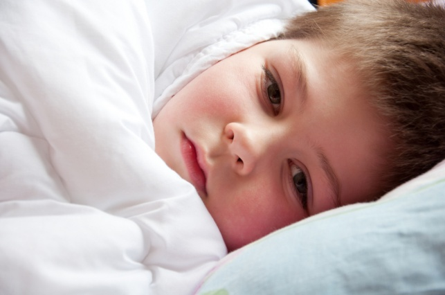 למען הילדים הסובלים ממחלות מעי דלקתיות. אילוסטרציה