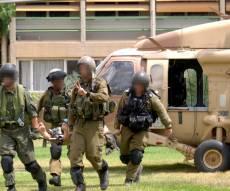 """אילוסטרציה, פינוי חיילים לסורוקה - גורמים בצה""""ל: """"הכוחות בשטח נהגו שלא על פי הנהלים"""""""