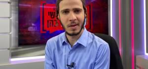 יאיר שרקי הותקף באבנים כבדות בירושלים