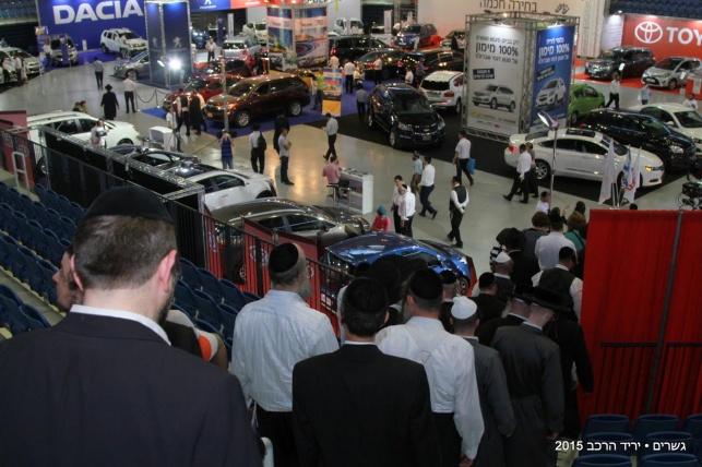 מעל 150 רכבים נמכרו תוך 18 שעות