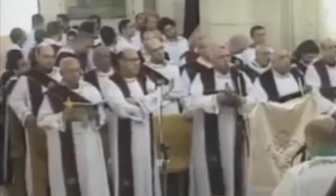 מתו באמצע טקס 'יום ראשון של הדקלים' הנוצרי