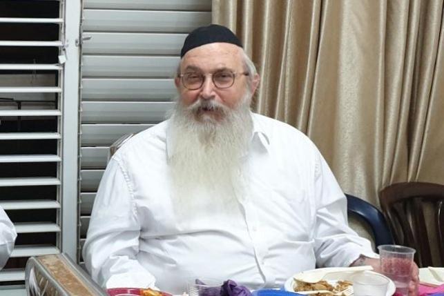"""אחרי אחיו: הרב חיים מרדכי עקשטיין ז""""ל"""
