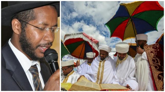 הרב בנימין זרעו וקריאת האורית ב'סגד'