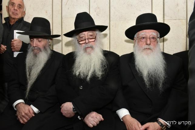 ה'שבעה' אצל האחים הרבנים לבית פינטו