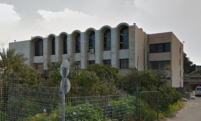 המבנה בבאר יעקב