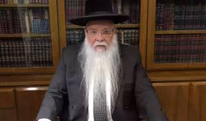 הרב מרדכי מלכא על פרשת משפטים • צפו