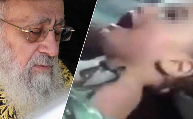 """הגר""""י יוסף וילד שנפגע בסוריה"""