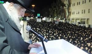 הרב קלמנוביץ לא יתפלל ב'סלבודקא'