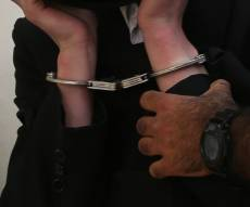 מעצר. אילוסטרציה