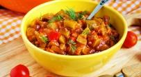 תבשיל ירקות פיקנטי - מה אוכלים היום? 3 תבשילים חצי-חורפיים