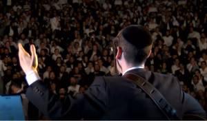 """דודי קנופלר בקומזיץ הגדול באלעד - """"נחמו"""""""
