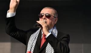 ארדואן ניצח בבחירות בטורקיה: 'נשאיר מאחור את המתח'