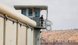 מגדל שמירה בבית כלא. אילוסטרציה