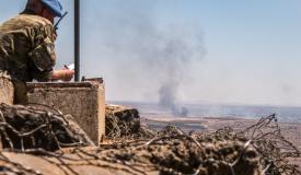 """שוב: 2 פצ""""מרים מסוריה התפוצצו בישראל"""