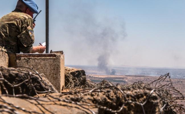 """הקרבות בסוריה - שוב: 2 פצ""""מרים מסוריה התפוצצו בישראל"""