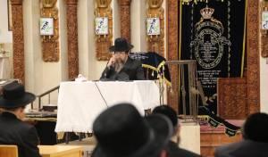 הרבי מסטוטשין מסר שיחת חיזוק לאברכים
