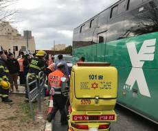 זירת התאונה, הבוקר - לעיני האב: ילד בן 6 נדרס למוות בבית שמש
