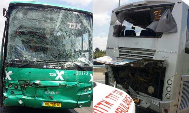 20 תלמידות 'בית יעקב' נפצעו
