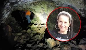 """אסתר הורגן ע""""ה על רקע החיפושים ביער"""