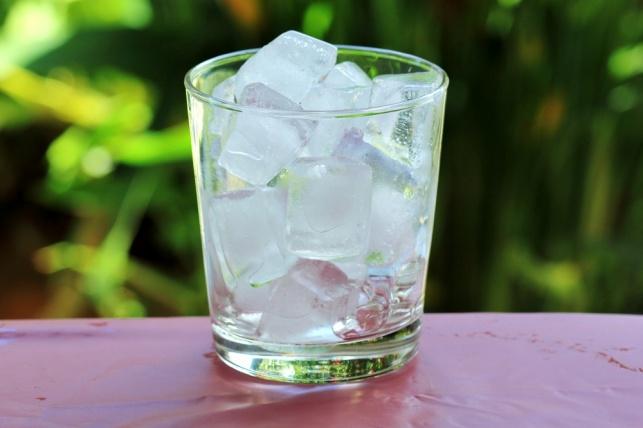המגהץ החדש: קוביות קרח