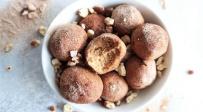 כדורי אגוזים וקינמון מלאי אנרגיה - פאוור בול: כדורי אגוזים וקינמון מלאי אנרגיה