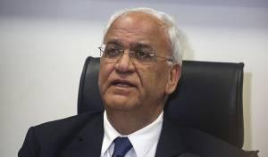 הבכיר הפלסטיני סאיב עריקאת חובר לאקמו