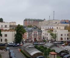 בית הכנסת 'פודול' בקייב