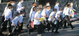 ילדים בירושלים, הבוקר