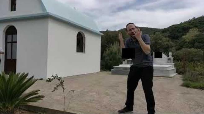 איזה שיר ביצע פיני איינהורן בקבר אנטיוכוס
