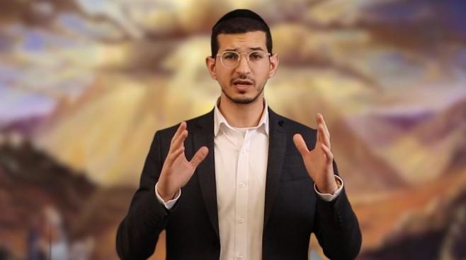 פרשת יתרו: ממתק לשבת עם ישראל אדיר