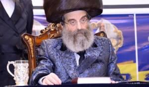 """האדמו""""ר מסאדיגורה נחת חזרה בישראל"""