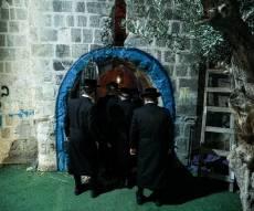 י-ם: הילולת בנימין בן רחל; עשרות חגגו בציון