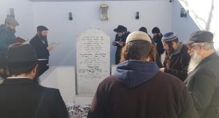 """100 שנה להסתלקותו של הרבי הרש""""ב מחב""""ד"""