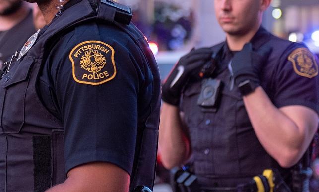 שוטרים בפיטסבורג. ארכיון