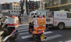 תאונה ב'ציר הדמים'; חרדית נפצעה בינוני