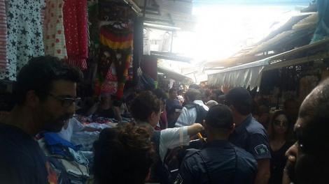פאניקה בתל אביב. חשבו שזה מחבל - חבש כובע גרב ופתח בצעקות 'אללה אכבר'