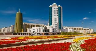 הפרלמנט הקזחסטני - הכתב הוחלף בפעם השלישית בתוך 100 שנה