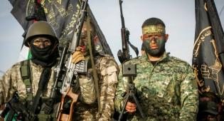 """צעדה של חמאס אתמול בעזה - בצה""""ל נערכים ומאיימים: """"לא שיבה - כאוס"""""""