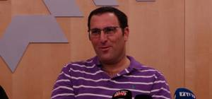אפרים רימל שוחרר: 'באתי לברך על הטובה'