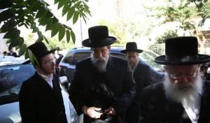 צפו: חברי המועצת החסידית דנים על הגיוס