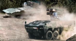מולטי משגר לירי טילי SPIKE NLOS