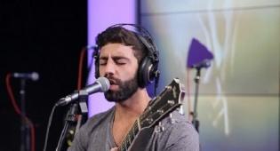 הזמר אליעד נחום