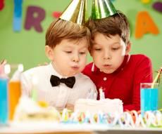 למה מסיבות יום הולדת מבלבלות ילדים קטנים